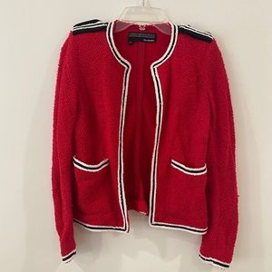 The Koople red jacket size 34